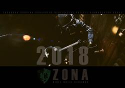 Benefiční kalendář ZONA 2018
