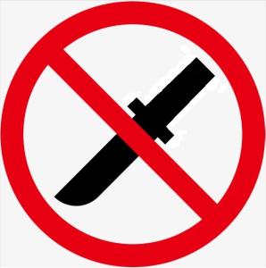 Zbraňová problematika v Německu (Nože)