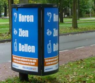 Při hledání pachatelů pomáhají nizozemské policii tisíce dobrovolníků