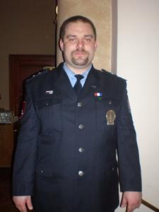 Policejní modř