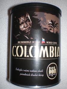 Bucaramanga - královna jihoamerické kávy.