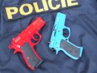 Červená CZ 75 Compact Police