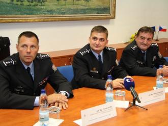 Změny na vrcholných postech policie