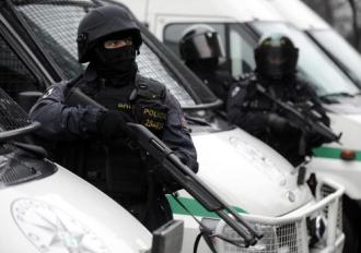 Republika byla bez policejní zásahové jednotky 5,5 roku