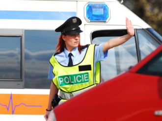 Zastavení pronásledovaných vozidel