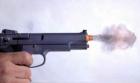 Strážník dostal podmínku, pronásledovanému muži prostřelil varle
