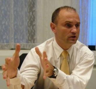 Pražské setkání s ministrem vnitra Ivanem Langerem
