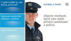 Tyden.cz: Policie zastaví nábor nováčků, nemá peníze