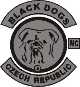 Black Dogs - Černí psi na dvou kolech