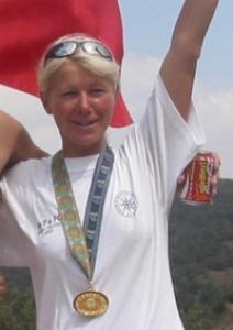 Lady PRO 2007' se stala policistka z Jižních Čech