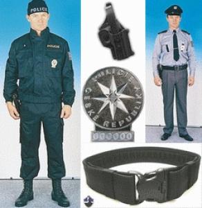 Seriál o policejní výbavě – II.díl: Co na sebe?