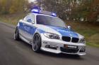 Německá policie si nechává tunit vozidla