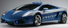 Italské policejní Lamborghini