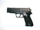 Pistole SIG P220 používaná příslušníky švýcarské gardy